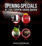 TGV Toppen JB Welcomes You With Open Doors